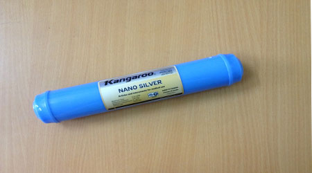 Lõi lọc nước Kangaroo số 5( Nano Silver)