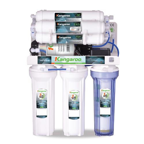 Máy lọc nước Kangaroo Hydrogen Plus 10 Cấp Lọc KG100HP KV