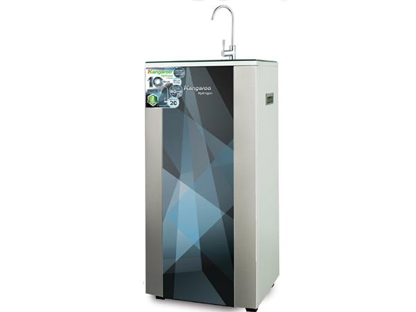Máy lọc nước Kangaroo Hydrogen Plus KG100HP vỏ VTU đen