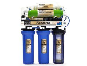 Máy lọc nước Kangaroo KG108A (8 lõi lọc) không vỏ tủ
