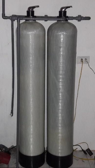 Hệ thống lọc nước đầu nguồn loại 2 bình