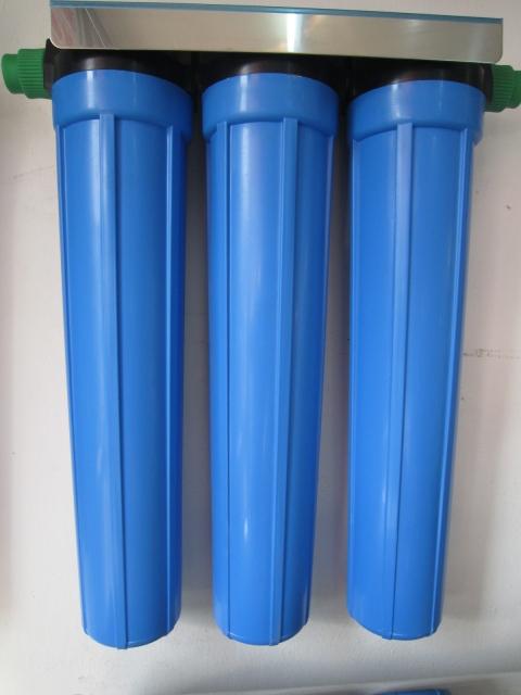 Hệ thống máy lọc nước tổng – Nước sinh hoạt