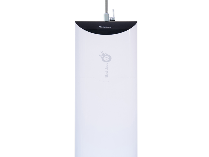 Máy lọc nước Kangaroo Hydrogen Điện Phân Ion kiềm KG100ES VTU